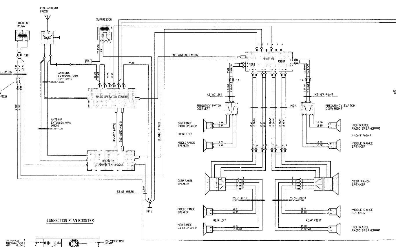 acc wire for radio - rennlist